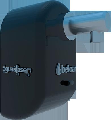 agua a laser sem contato beloarbebedouros