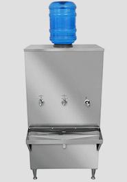 bebedouro industrial de galao coluna 100 litros 1