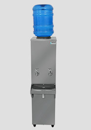 bebedouro industrial de galao coluna 25 litros 1