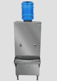 bebedouro industrial de galao coluna 50 litros 1