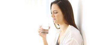 quais os riscos de beber agua nao filtrada